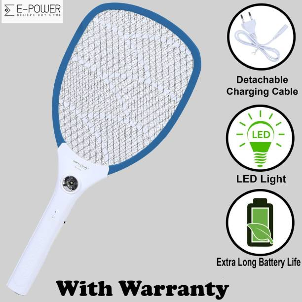 E POWER Heavy Duty Electra Series One Year Warranty Powerful Mega Battery Electric Insect Killer
