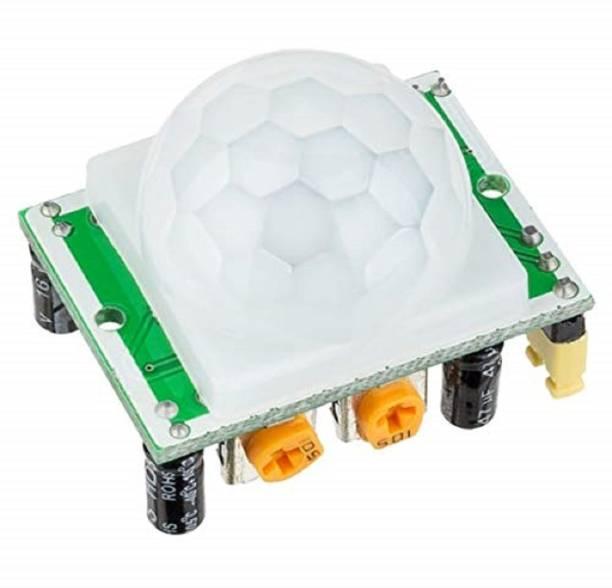 MANDAL22 HC-SR501 Adjust IR Pyroelectric Infrared PIR Motion Sensor Detector Modules Security Circuit and Motion Detector Electronic Hobby Kit