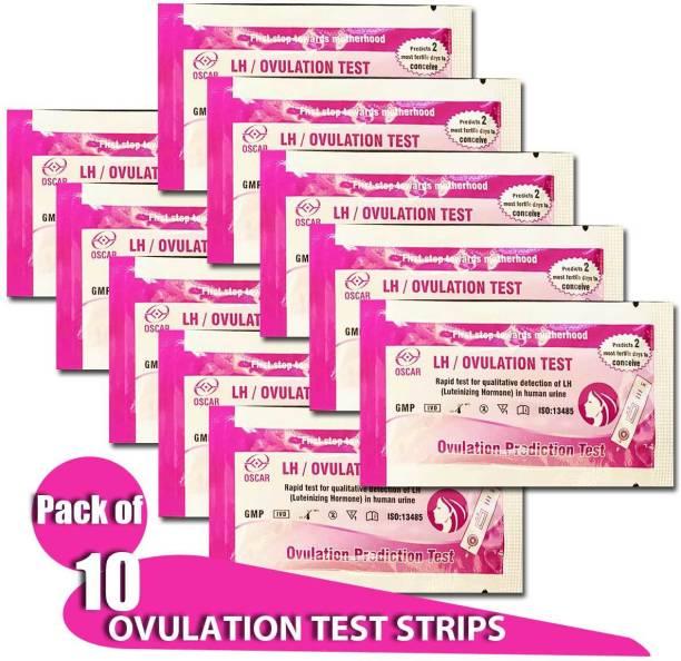 Oscar Ovulation Test Cassette Ovulation Kit