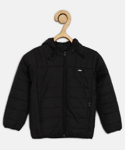PROVOGUE Full Sleeve Solid Boys Jacket
