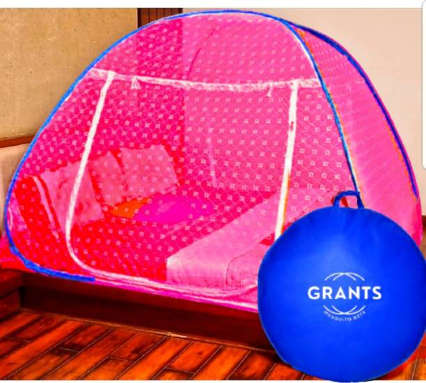 Grants Polyester Adults Adults King size bed foldable Tent 6.5x6.5 6x6 7x7 Mosquito Net
