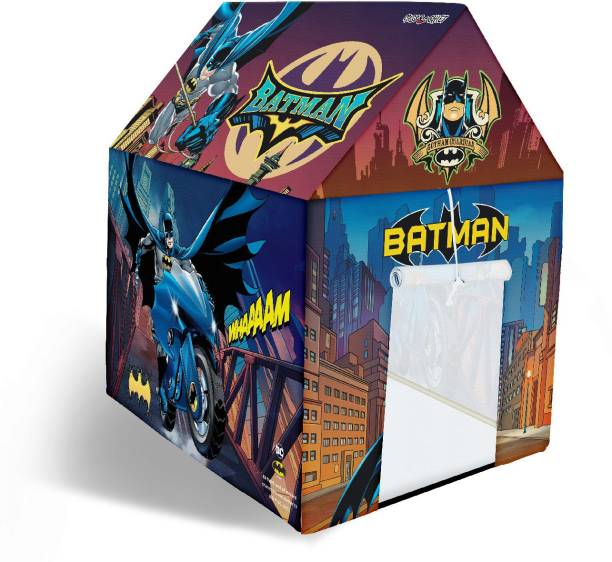 Miss & Chief Batman Licensed Tent House