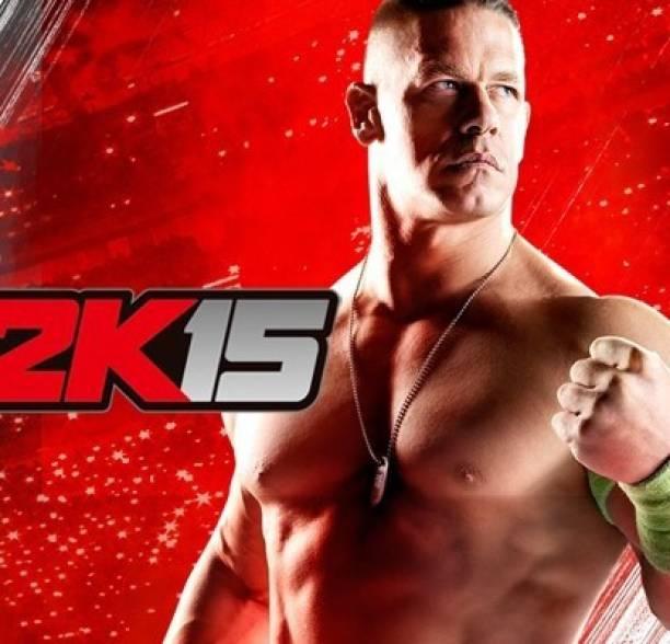 WWE 2K15 Popular Fighting Game (Offline Only) (OS : 64 Bit Only) (Regular)
