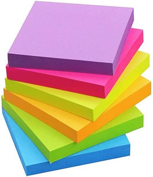 anjanaware sticky notes 700 Sheets regular, 5 Colors