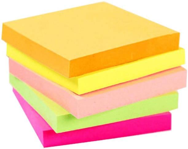 anjanaware sticky notes 100 Sheets regular, 3 Colors