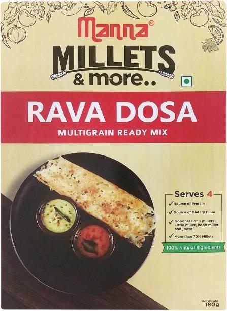 Manna Multigrain Rava Dosa Mix 180 g