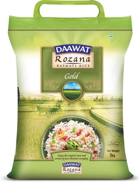 Daawat Rozana Gold Basmati Rice (Medium Grain)