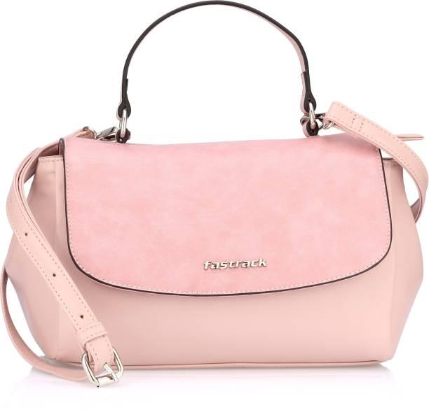 Fastrack Pink Sling Bag Sling Bag