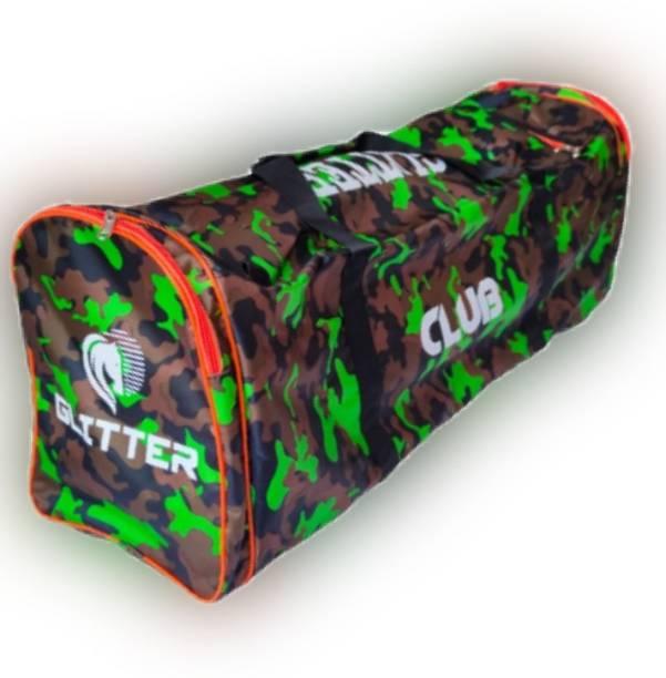 Glitter Cricket Kit Bag Team/Inadvisable Zipper Closer Club Kit Bag