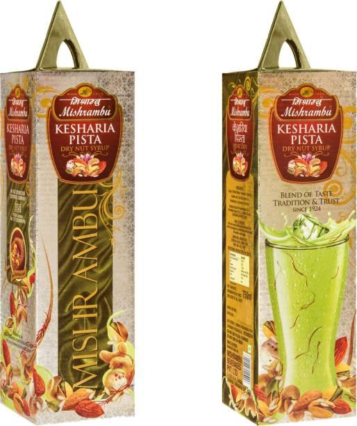 Mishrambu Beverages Private Limited MISH1004 KESHARIA PISTA