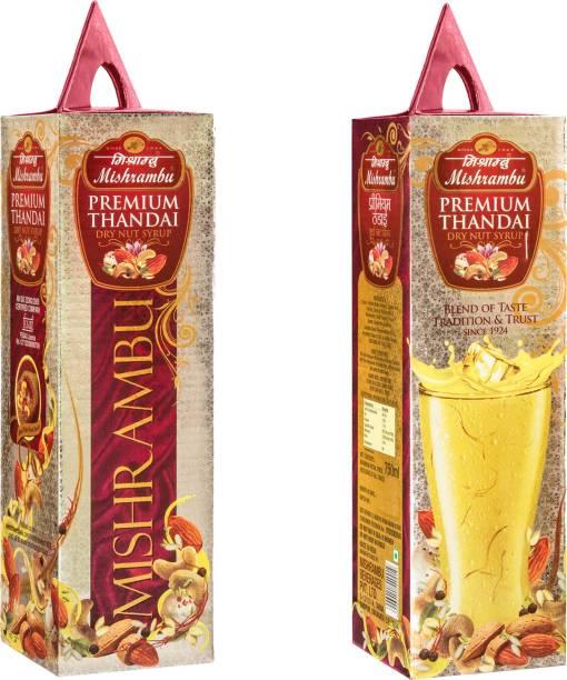 Mishrambu Beverages Private Limited MISH1003 PREMIUM THANDAI