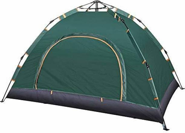 IRIS Portable Camping Automatic Tent - For 6 Person