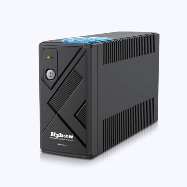 Hykon 600 VA UPS/12V Inbuilt Battery UPS