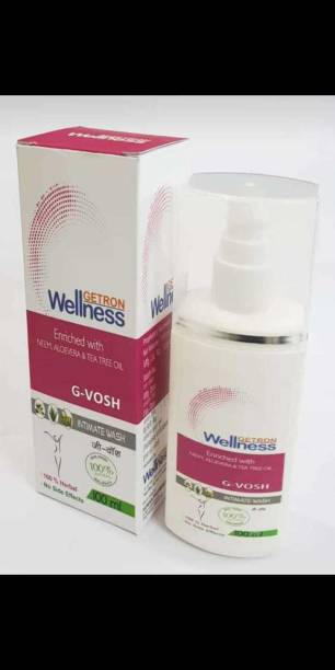 GETRON WELLNESS g-vosh (pack of 2) Intimate Wash