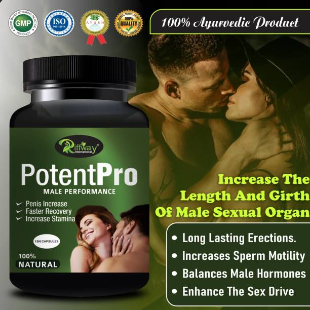 inlazer Potent Pro Organic Supplement For Helps To Increasing Sexual Time & Sperm Enhancer 100% Ayurvedic