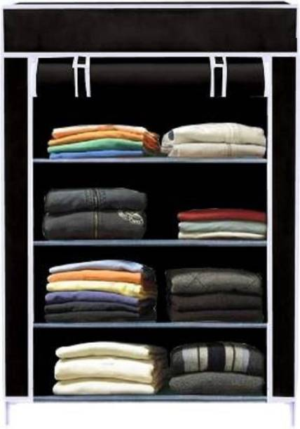 Attache Carbon Steel Collapsible Foam Collapsible Wardrobe