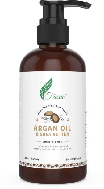 Frescia Argan Oil & Shea Butter Conditione