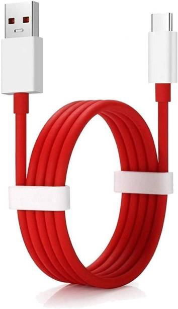 Insane Traders High Quality Fast Charging Cable 1M USB Type C Cable (Compatible with all Phones with C Type Port) 1 m USB Type C Cable