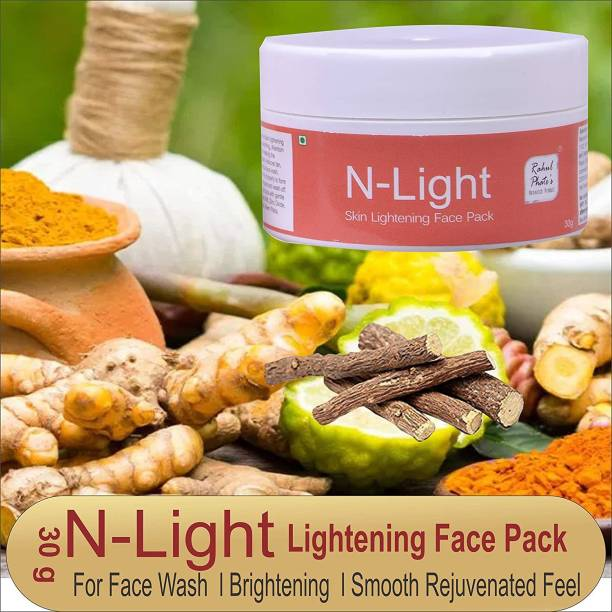 Rahul Phate's Research Product N-Light Face Pack 30g