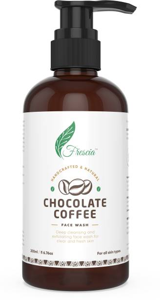 Frescia Chocolate Coffee  Face Wash