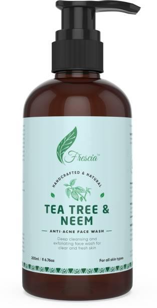 Frescia Tea Tree and Neem Face Wash