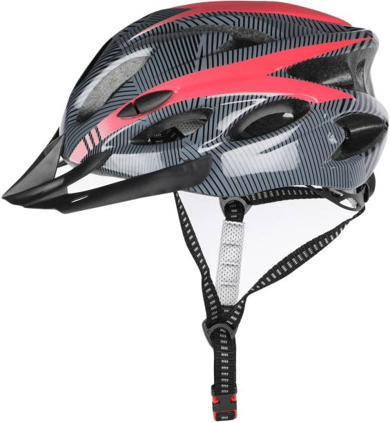 FABSPORTS Bicycle / Bike Helmet with Back Light for Kids and Adults,For Cycling / Skating Cycling Helmet