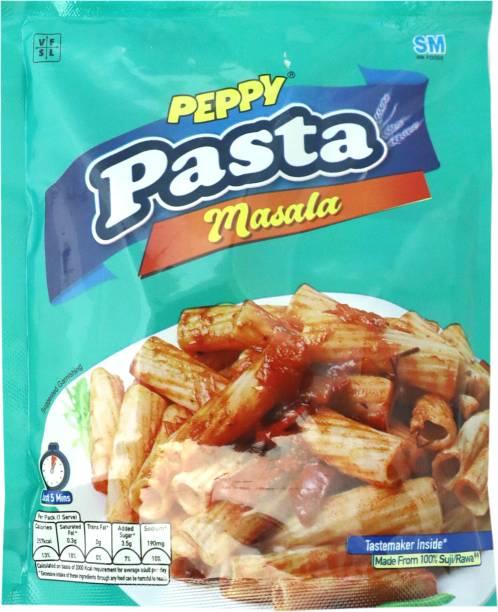 Peppy Masala Pasta