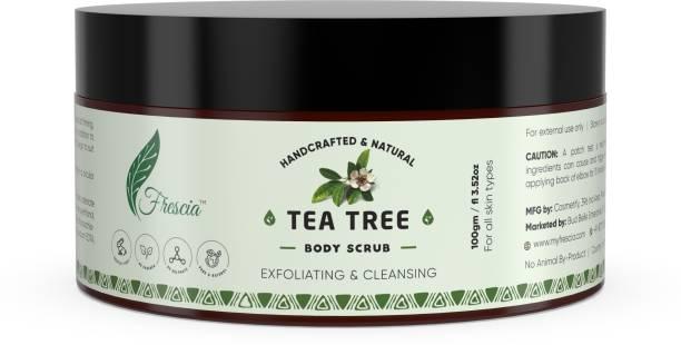 Frescia Tea Tree Body  Scrub