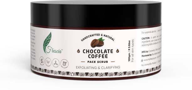 Frescia Chocolate Coffee Face  Scrub