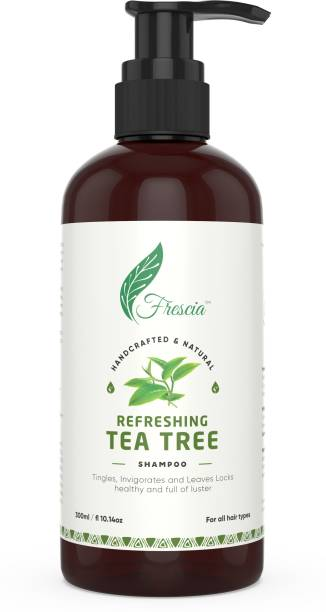 Frescia Refreshing Tea Tree Shampoo
