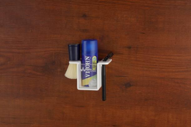 woodox premium Razer Stand Shaving Brush