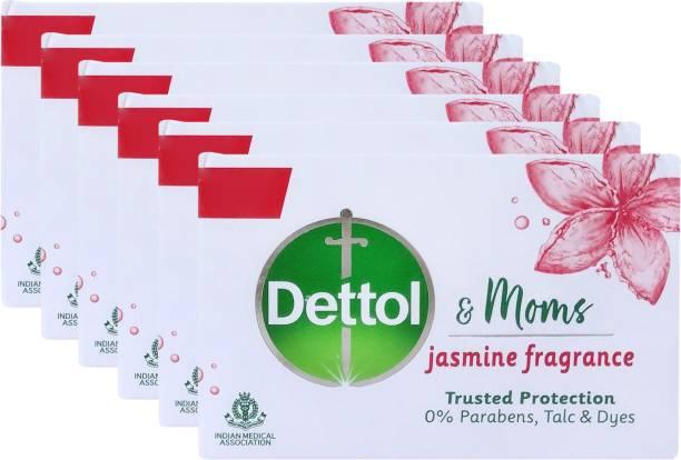 Dettol Moms Jasmine Fragrance