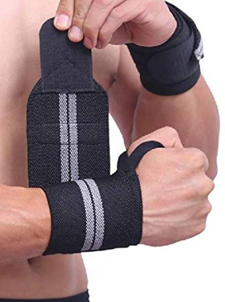 LYCAN Workout Gloves with Wrist Support for Gym Workouts ( Pair ) Gym & Fitness Gloves