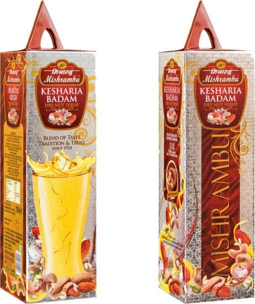 Mishrambu Beverages Private Limited MISH1001 KESHARIA BADAM