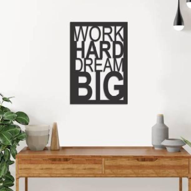 it b creations ITBC Work Hard Dream Big