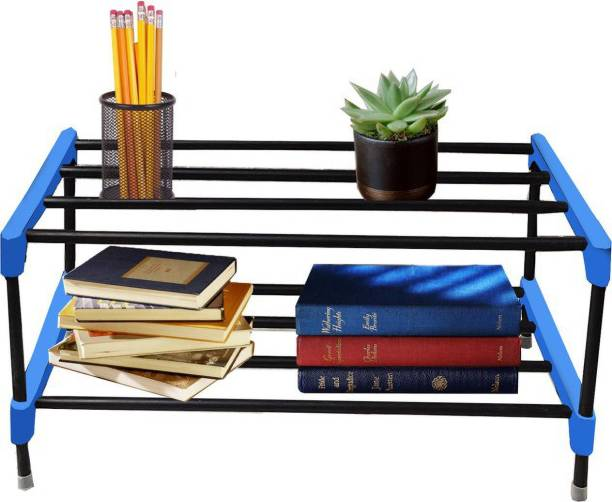 RMA HANDICRAFTS Plastic Open Book Shelf