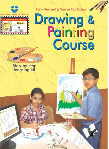 Drawing & Painting Course (With Online Content on Dropbox)