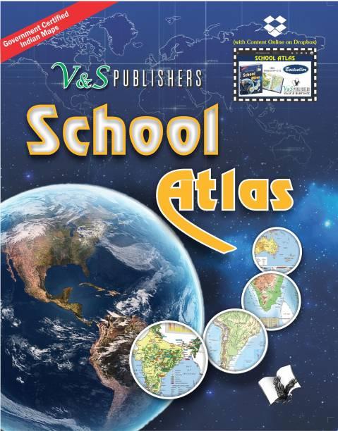 School Atlas (With Online Content on Dropbox)