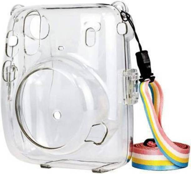 Stela MINI 11 INSTAX CAMERA POUCH BAG Camera Bag (Transparent)  Camera Bag
