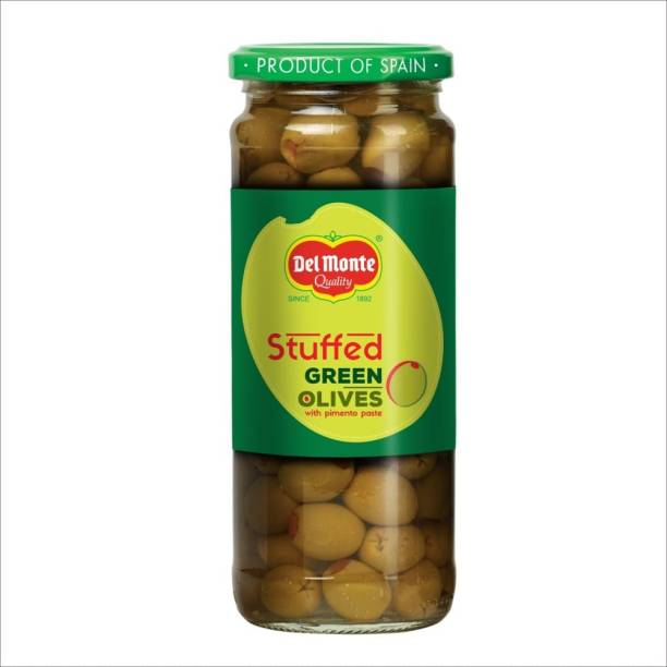 Del Monte Stuffed Green Olives