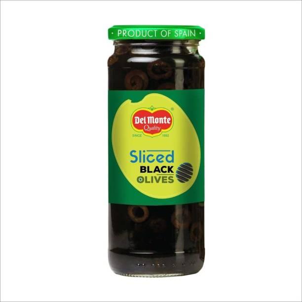 Del Monte Sliced Black Olives