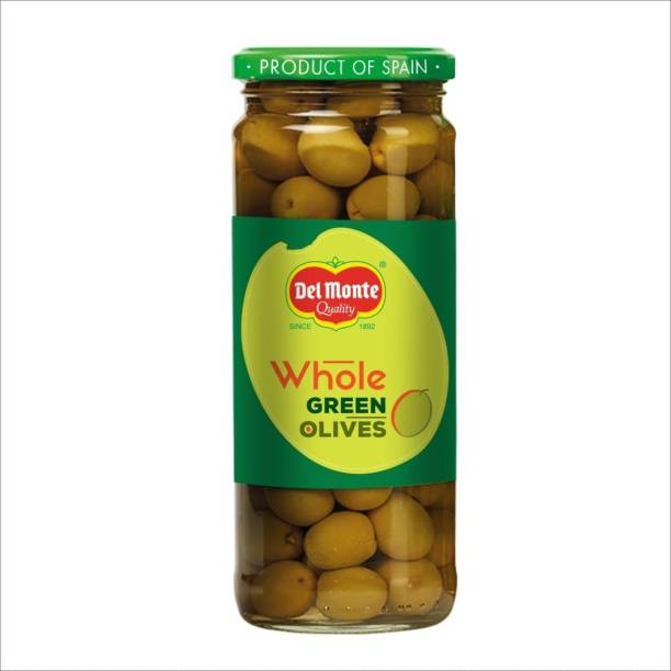 Del Monte Whole Green Olives