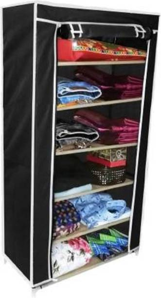 Attache Carbon Steel Collapsible Wardrobe
