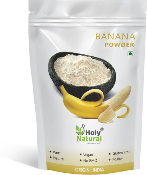 Holy Natural Banana Powder - 200 GM