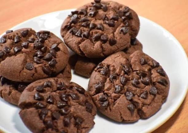 JAINA Organics Choco Chips Cookies | Homemade Chocolate Cookies