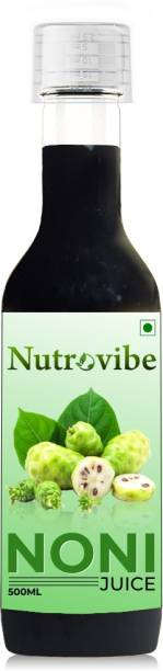 Nutrovibe Noni Juice Natural Juice for Building Immunity and Digestion Booster