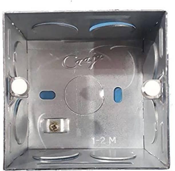 Ceeje Ceeje 1-2 Module Metal Box Set of 2 Wall Plate
