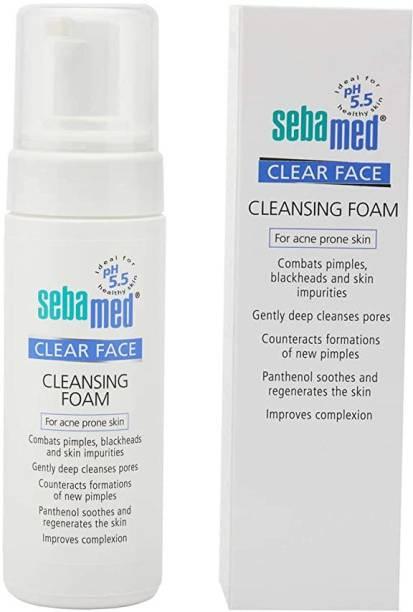 Sebamed Clear Face Cleansing Foam