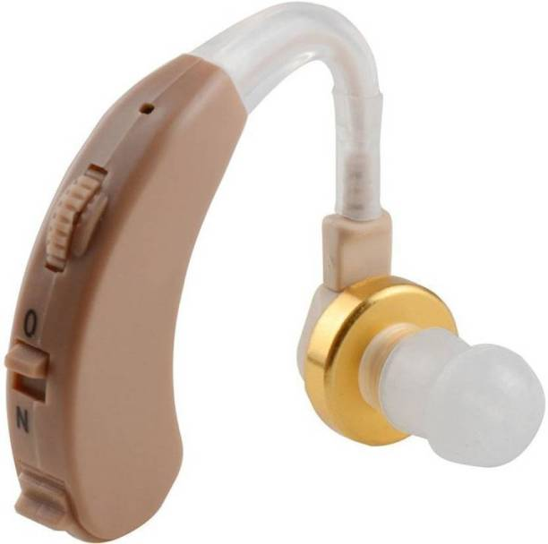 S.S.AXON Superior Sound Amplifier 163 V With 3 German Batteries Behind the ear Hearing Aid