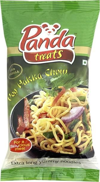 Panda Treats Hakka Noodles Vegetarian